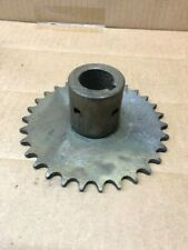 30 Tooth #40 Chain Steel Sprocket