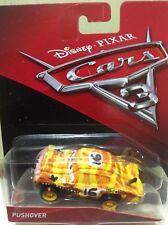 CARS 3 - PUSHOVER -  Mattel Disney Pixar