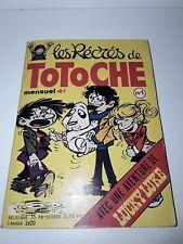 Bd Les Récrés de Totoche poche # 1  1979