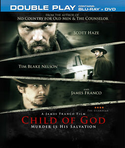 Child Of God (Double Play - Blu-ray) with DVD disc - ACC0369