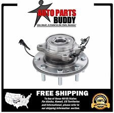 1 Silverado 2500HD 3500HD Front Wheel Hub Bearing Assembly 4WD Dual Rear Wheel