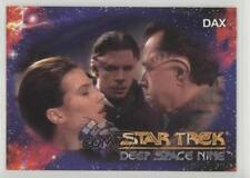 1993 SkyBox Star Trek Deep Space Nine #36 Dax Non-Sports Card 1m8