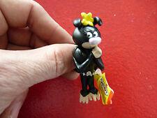 PVC Toy Figurine Cute Black Marsupilami ! Marsue Noire Vénus ! Franquin