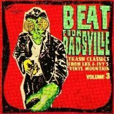 VARIOUS – Beat From Badsville Vol 3 (Stag-O-Lee) CD