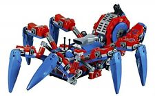 LEGO Spider-Man: Spider-Man's Spider Crawler, box, instructions 76114 NO MINIFIG