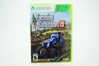 Farming Simulator 15: Xbox 360 [Brand New]