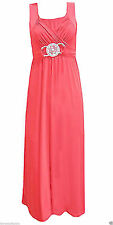 Unbranded Full Length Polyester Maxi Dresses for Women