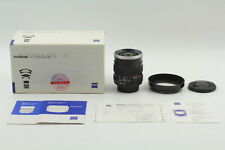 [Unused Boxed] Carl Zeiss Distagon T* 25mm f2.8 ZS Lens M42 w/ Hood from JAPAN