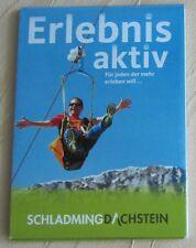 Infokarte Erlebnis Aktiv Schladming Dachstein Steiermark Österreich