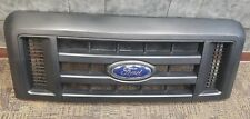 08 to 18 Econoline Grill E150 E250 E350 E450 OEM Genuine Ford Parts Black Grille