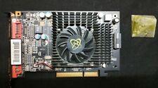 XFX ATI Radeon HD 4650 (HD465XZPF2) 1GB DDR2 SDRAM AGP 4x/8x Graphics adapter