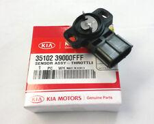 kia sorento throttle body 2003 2006 kia sorento throttle position sensor oem revised part 35102 39000fff fits kia sorento