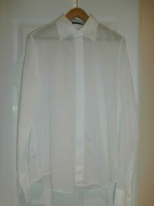 PRETTY & ELEGANT SISLEY TOP, SIZE M, MADE IN PORTUGAL