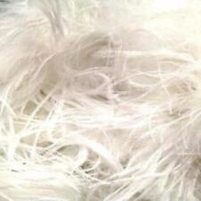 Ostrich White Craft Feathers