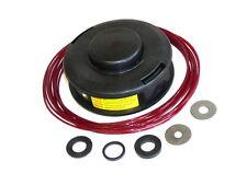 GARDINGER Universal-Fadenkopf Ø120 mm für Motorsensen Trimmer mit sechs Adaptern