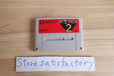 SFC SNES Mother 2 EarthBound SHVC-MB Super Famicom Nintendo