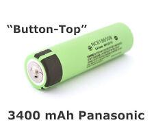 1x PANASONIC NCR18650B BATTERIA 18650 CON PCB PROTETTA LI-ION con 3400mah reali!