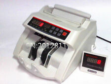 Digital Display Money Counter for EURO US DOLLAR Bill Cash Counting machine T
