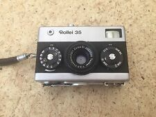 Rollei 35 - 35mm Film Camera - Made In Germany - GREAT Working Condition