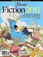 Atlantic Magazine Fiction Special Issue Wendell Berry John Barth Maxine Kumin