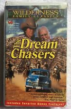 The Dream Chasers (NEW SEALED VHS) Clamshell Wilderness Family Classics RARE HTF