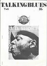 TALKING BLUES : Magazine : Number 2 : July, August, September 1976