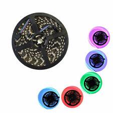 5M 5050 SMD Outdoor LED Strip Lights 12V Waterproof Flexible RGB LED Tape Lights