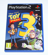 Toy Story 3 Playstation 2 PS2 Sony *PAL* RARE