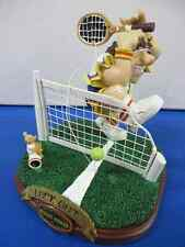 Tennis Luck Out Gary Patterson Weekend Warrior Series Collectible Gift Figurine