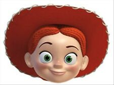 Jessie de Toy Story Disney Officiel Simple Amusant carte fête Masque Visage
