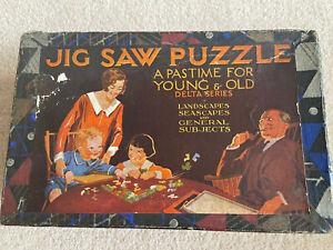 DELTA FINE CUT JIG SAW WOODEN PUZZLE EDWARD THE BLACK PRINCE 300 PIECES
