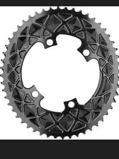 ABSOLUTEBLACK Chainring Ø110 mm (Shimano Asymmetric) Outer  52T 4 holes
