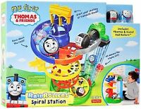 THOMAS & FRIENDS MY FIRST RAIL ROLLERS CDN20 FISHER-PRICE (+12MESI) EDUCATIVI