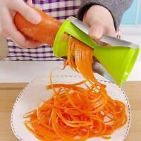 Spiral Vegetable Fruit Slicer Cutter Grater Twister Peeler Kitchen Gadgets .Dmy
