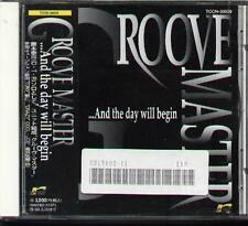 GROOVE MASTER - And the day will begin - Japan CD
