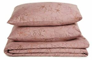 Calvin Klein Queen Duvet Cover Set and Two Standard Shams Melrose Calamyne