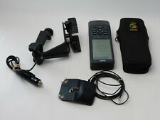 Garmin GPSMAP 195 Aviation GPS Unit with Accessories