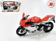Maisto Motorrad MODELL 1:12 MV AGUSTA F4 Modellbau Motorcycles Model