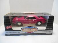 1993 Ertl  American Muscle  '1970 Plymouth 426 Hemi  Cuda'  Die-Cast  1/18