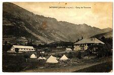 CPA 04 Alpes de Haute-Provence Jausiers Camp de vacances