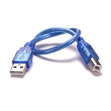300mm USB 2.0 A mâle à B câble d'imprimante de transfert de données mâle GDWK