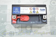 Mercedes Benz Secondary Backup Auxiliary Battery Genuine Original OEM 2115410001