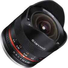 Samyang 8mm f/2.8 UMC Fish-eye Lens Sony E Mount Black - 200600