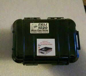 Peli Box Pelibox 'MicroCase 1020' schwarz