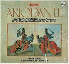 Handel: Ariodante / Leppard, Baker, Mathis, Burrowes, Ramey - LP
