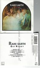 CD--RARE EARTH--GET READY (MOTOWN)
