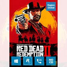 Red Dead Redemption 2 for PC Game Rockstar Key Region Free