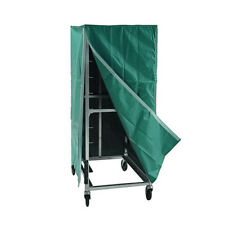 New Age 96004C Room Service Delivery Cart W/ 20 Tray Capacity