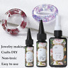 UV Resin Epoxy Jewelry Making Transparent Hard Quick Solidify Crafts 10/25/50g