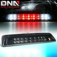 FOR 2007-2018 TUNDRA FULL LED THIRD 3RD TAIL BRAKE LIGHT REAR CARGO LAMP SMOKED